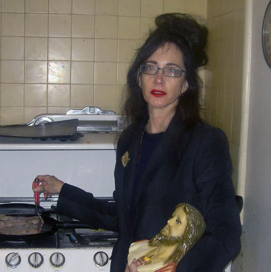 cooking dinner witn beehive
