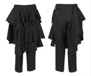 commes-pants-skirt