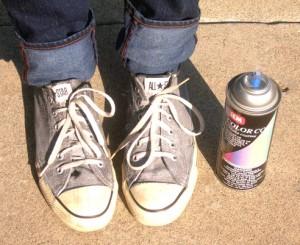 silver-paint-shoes1