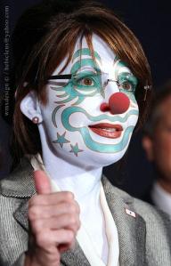 palin-the-clown