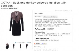 donkey-coloured-dress