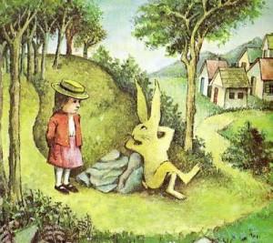 mr-rabbit-by-sendak