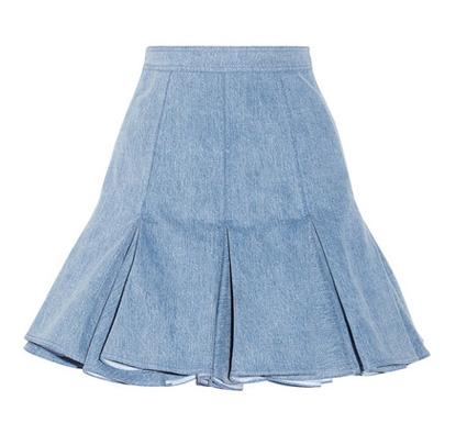 balmain skirt $2280