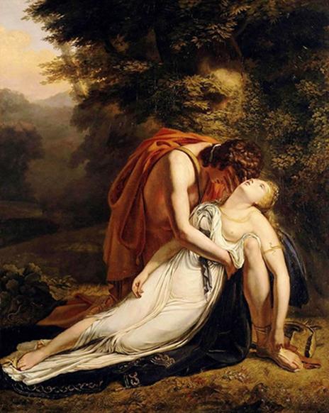 Ary Scheffer - 1814