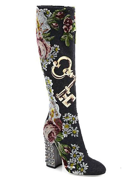 Dolce&Gabbana boots 1