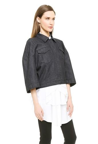 denim victor and rolph jacket 995