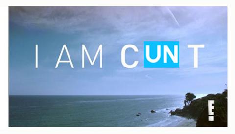 I Am Cunt tv show