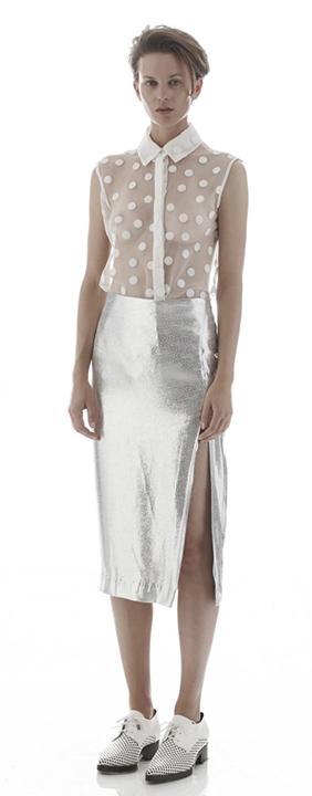 Silver skirt problem