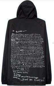 kurt note jacket