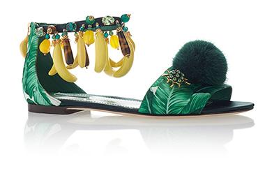 banana shoes 1745