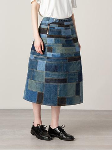 hideous junya skirt