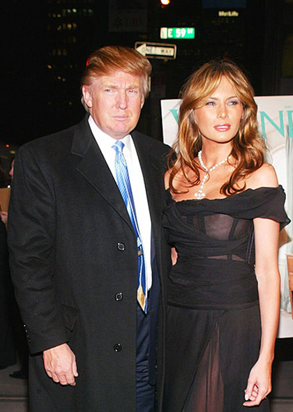 melania slutty 1