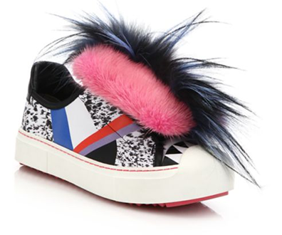 sadness of shoes fendi sneakers