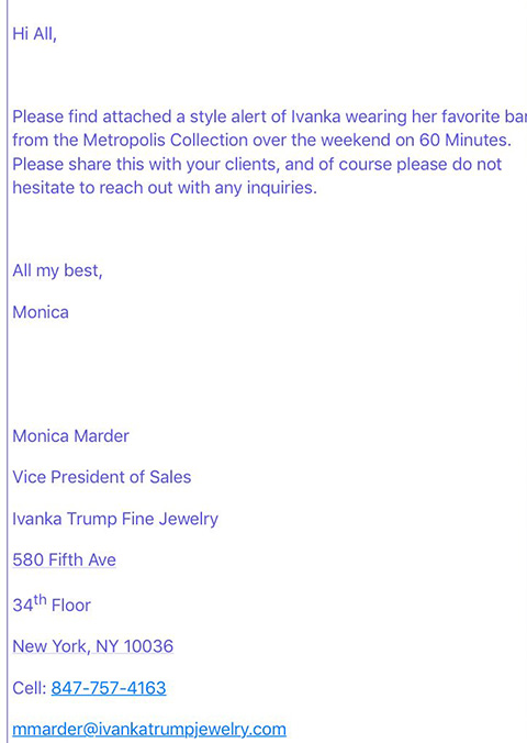 letter-about-ivanka-jewelry